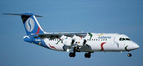 sabena belgian airlines